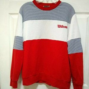 WILSON CREWNECK SWEATSHIRT Medium